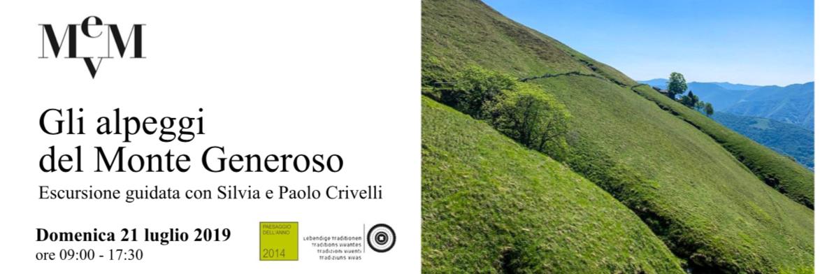 21.07.2019 – Escursione Guidata agli Alpeggi